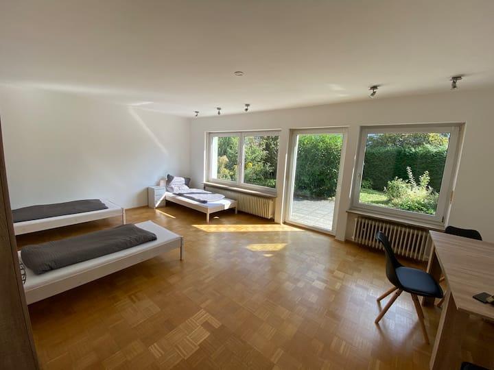 The City Room - 3 Bett Apartment