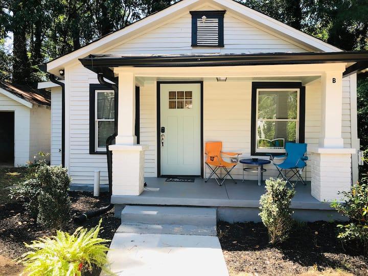 1 Bdrm  small house/Mozley Park Historic Distrct