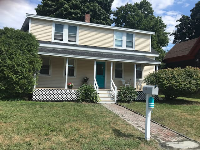 South End Cape close to downtown Rockland!