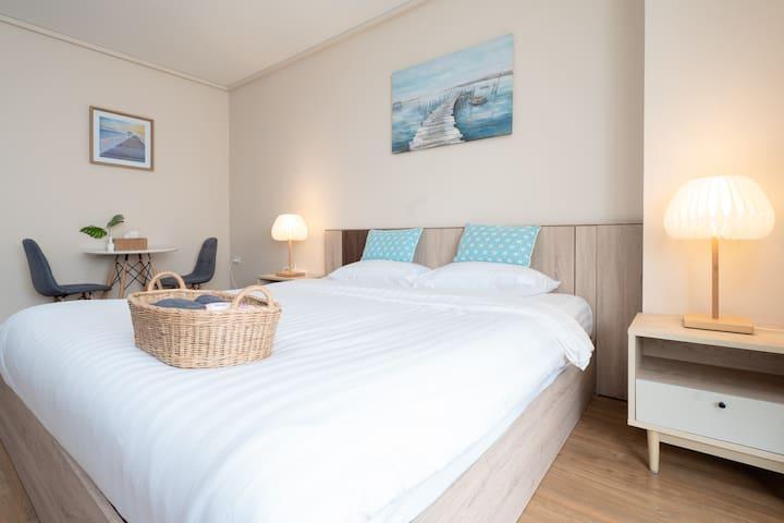 Nimman cozy room宁曼路中心位置一室公寓