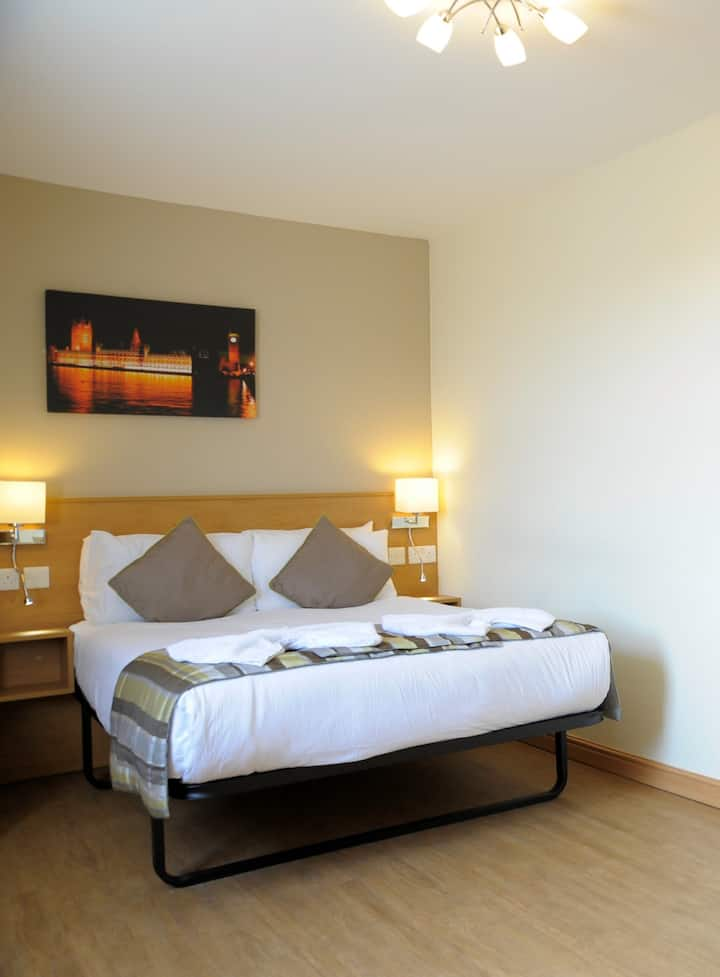 Air-Conditioned Double Room