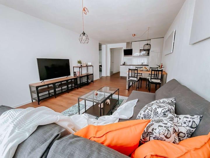 Apartment mit Terrasse | W4-Rooms Allentsteig