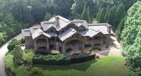 Bear Paw - North Georgia Luxury Estate Lodge