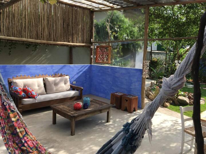 Flats Casa Pitanga - 130 m da praia qto2