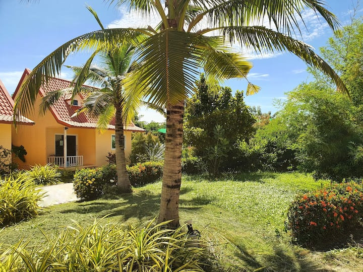 Bee Resort - Boutique Bungalows 2 Room Free Wifi