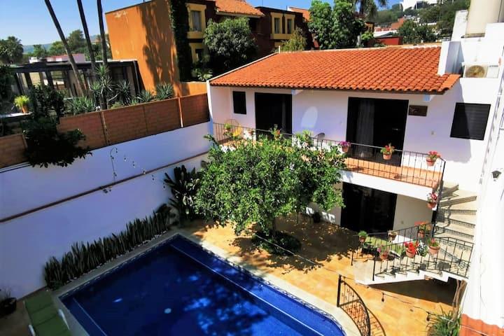 Suite Coatl Casa Ollin Bed&Breakfast