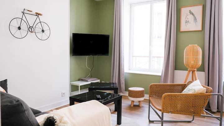 Appartement 2/4 personnes idéalement situé