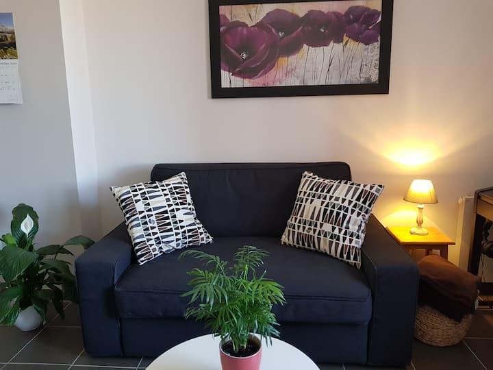 Appartement agréable 43 m2 dans l'ouest Lyonnais