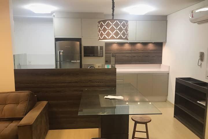 Moderno Studio - Excelente conforto e localização