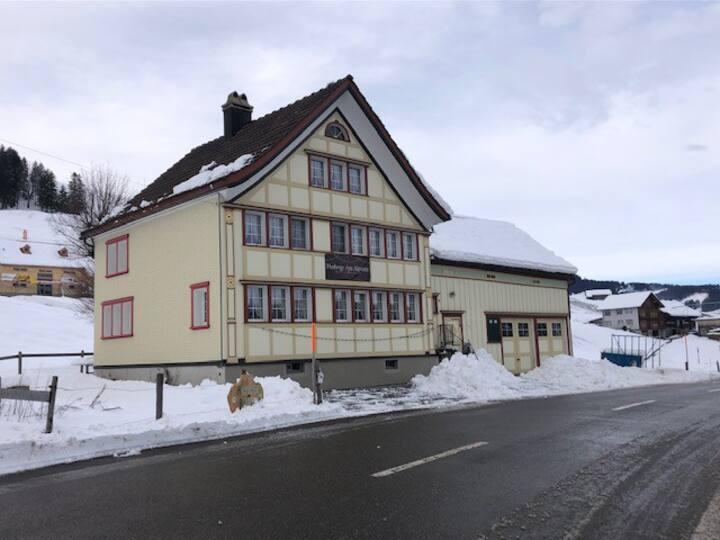 Doppelzimmer Alpstein