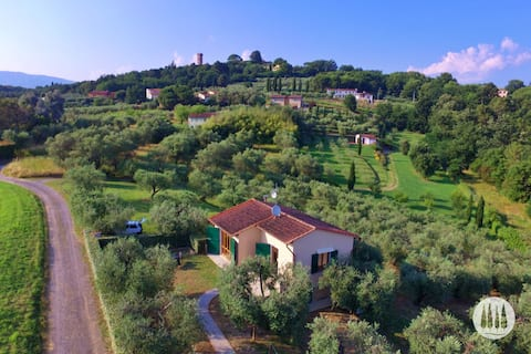 Casa Montecarlo - Tramonto