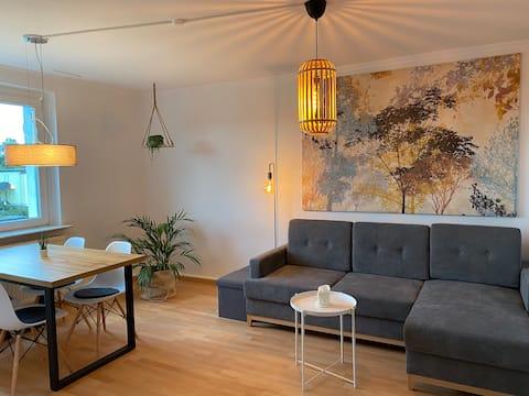 Διαμέρισμα Bergzoo, Nordbad και Saale