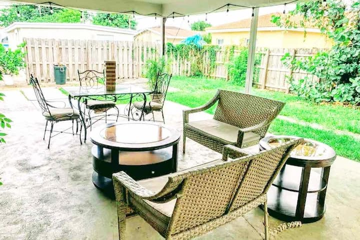 NEW! Gather in Our Large Home/Patio & Free Parking