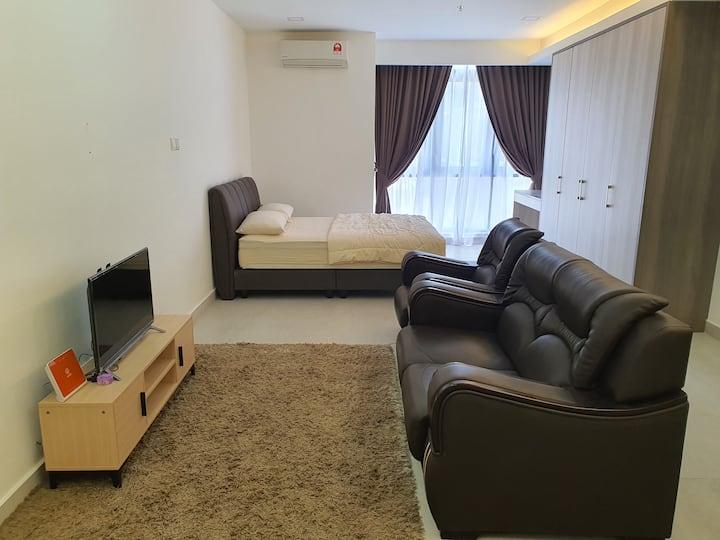 Queensville Apartment Bandar Sri Permaisuri Cheras