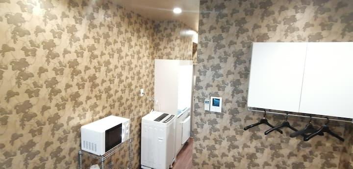 2020Newly Build彡Twin room彡Shinjuku One stop☆彡D