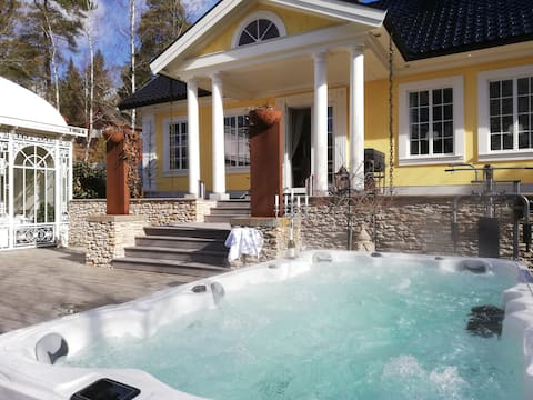 Villa Sanda taronja i spa
