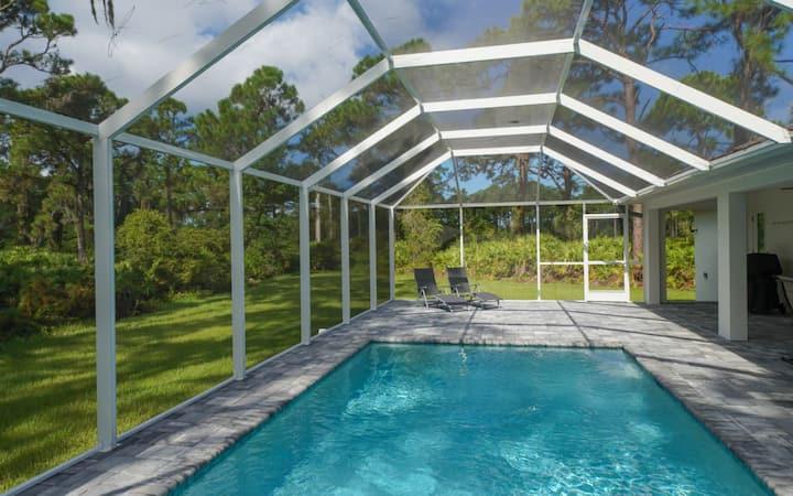 Palm Dream Villa K5, Rotonda West, 3BR/2Bath, Pool