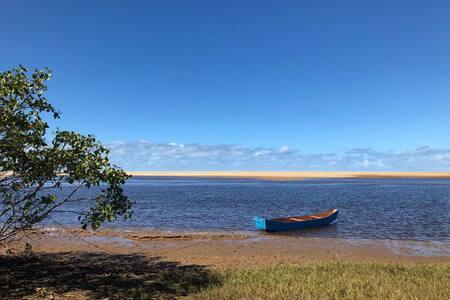 Urussuquara: lazer em rio e mar - Suíte 2º andar