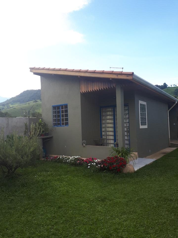 Loft na Serra da Mantiqueira-São Bento do Sapucaí