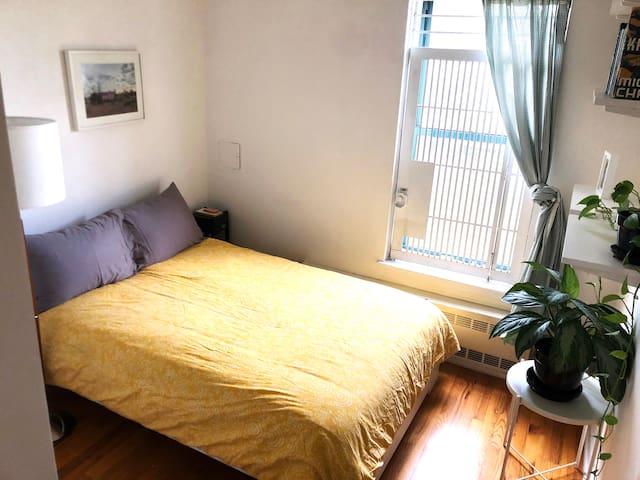 2nd bedroom, 7x10