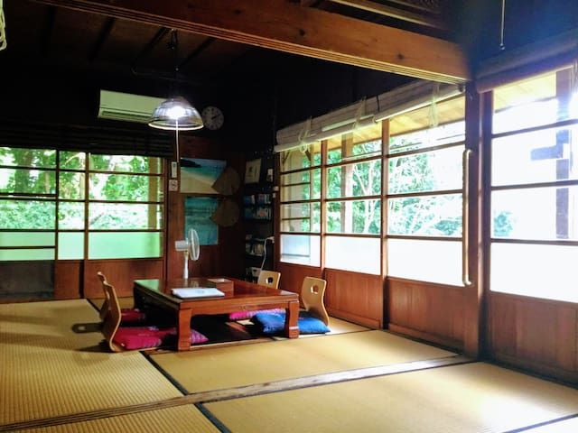 【1組貸切】★沖縄古民家宿泊体験★ Slow Life House Yukumiya