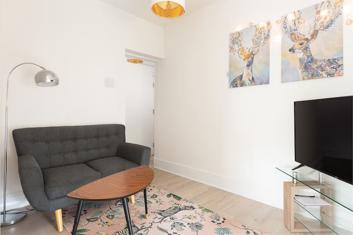 Historic 1 Bedroom Apartment in Reading Centre