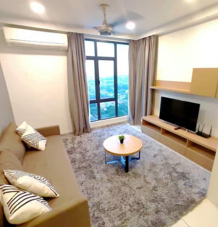 Suite28 at 1Tebrau* Fun, Shop & Rest*