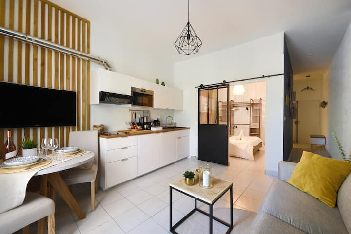 ★ Apt La Cigale South Luberon | Maison authentique