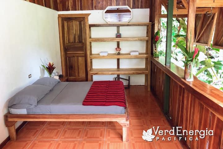 Finca VerdEnergia Red Room, farm-to-table F&B