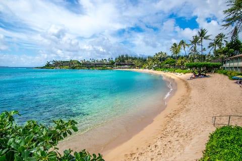 Garden View 1 Bdrm Napili Shores Maui by Outrigger