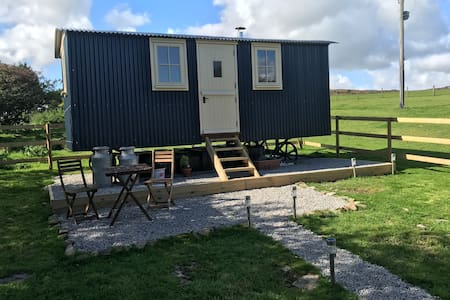 *New* Moorland Retreat, Shepherds Hut, Bodmin Moor
