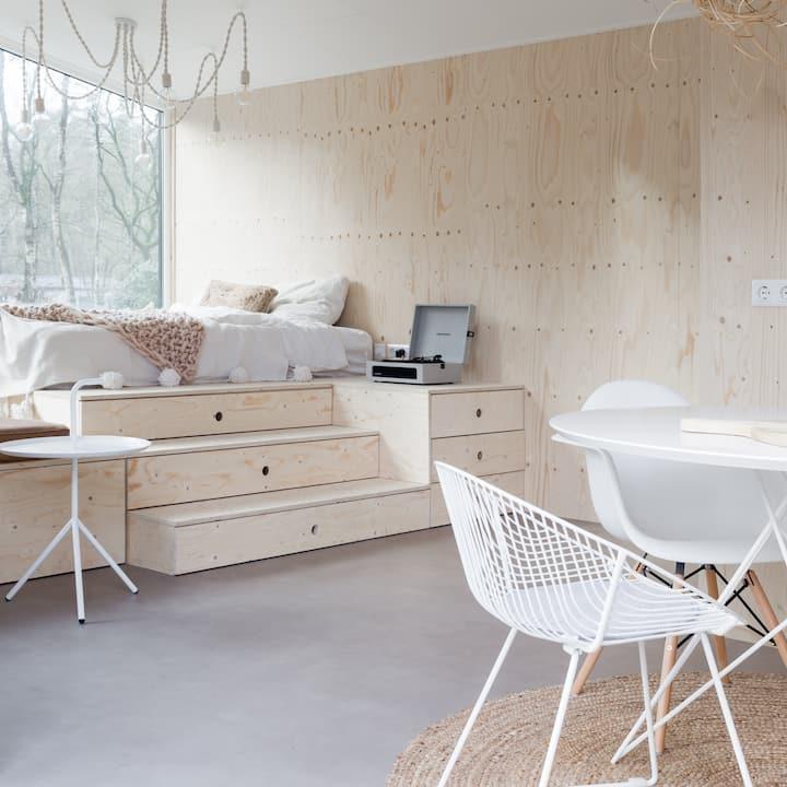 NOYR | unique & stylish tiny house | Veluwe