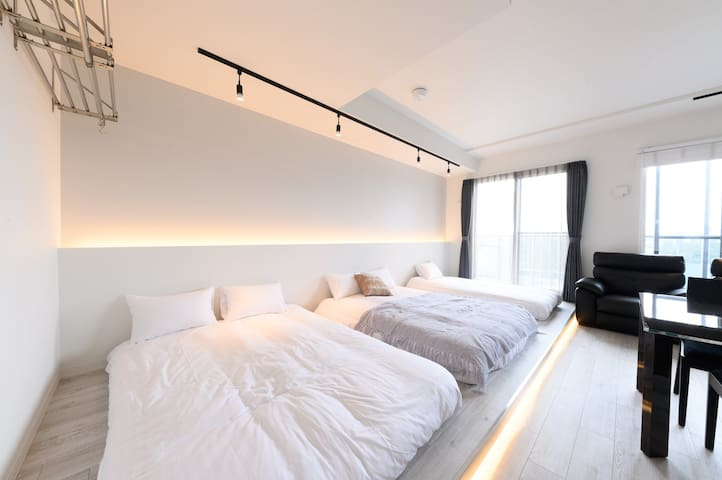 Bright room 明るいお部屋☆