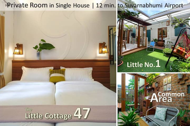 Little No.1 - Cosy Thai style in green space