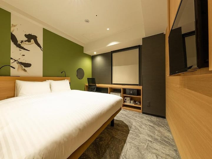 The One Five Kyoto Shijo/Double Room/Non Smoking