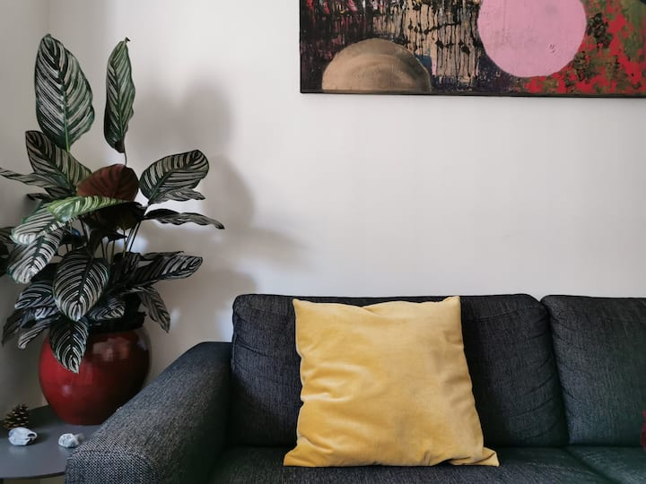 Comfy 2-room apartment in Amagerbro