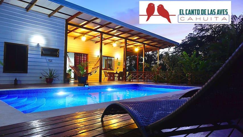 Villa El Canto de las Aves, piscine privée