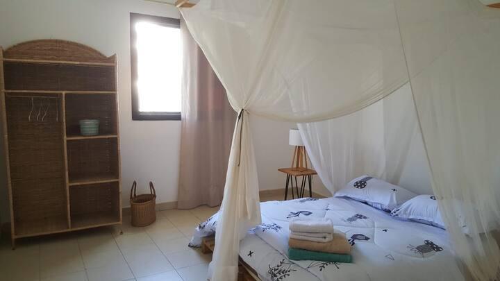 Chambre privée dans colocation - Ngor, Almadies