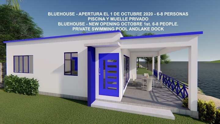 BLUEHOUSE - PARAISO NATURAL - LAGO DE COATEPEQUE