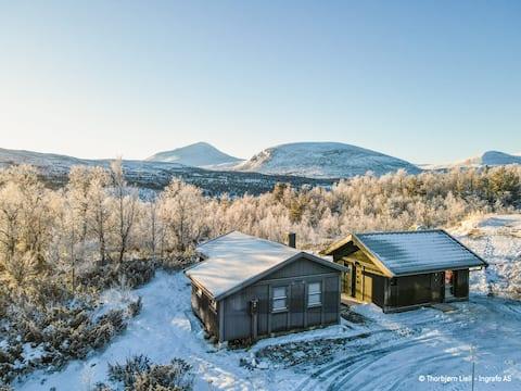 Vítej v fantastickém Øversjødalenu!