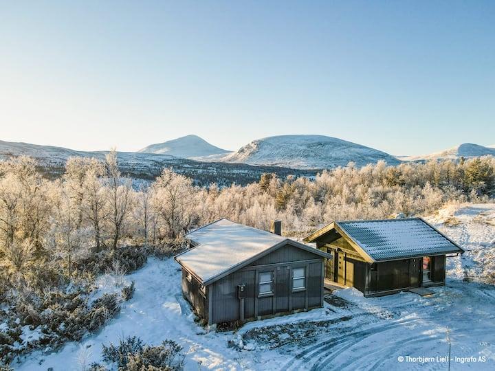 Welcome to the fantastic Øversjødalen!