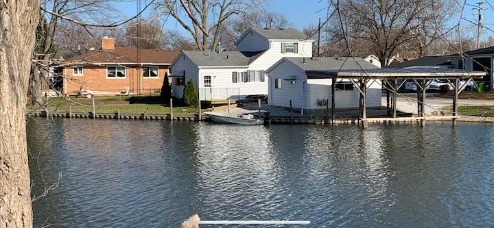 Moree's Belle River Landing - all new!