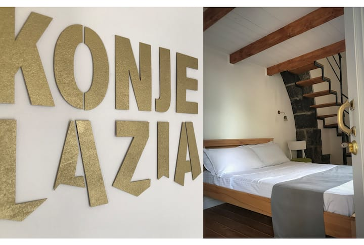 Konjelazia b&b / Tourism & Design