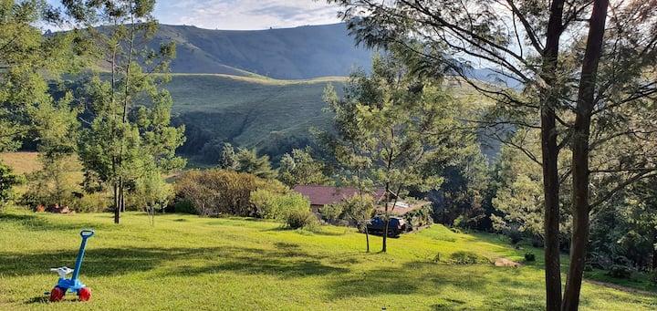 Casa charmosa no alto da Serra da Bocaina
