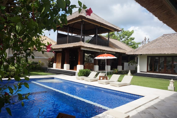 Villa  purnama in jimbaran, 3BR With Big POOL