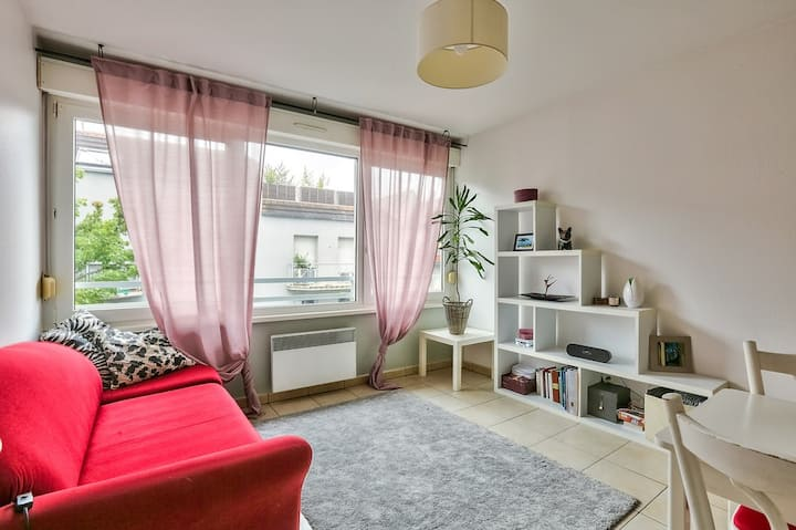 AUTOMATED CHECK-IN - Charming Studio in Strasbourg