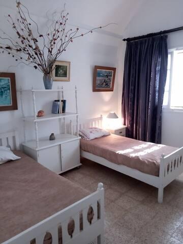 Chambre 1 à l'étage