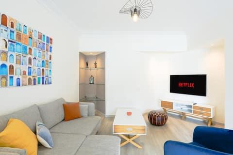5. Appartement de style, Gauthier, Casablanca