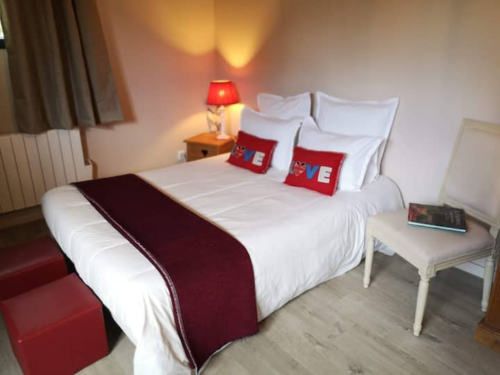 Private room B&B - Varengeville sur mer