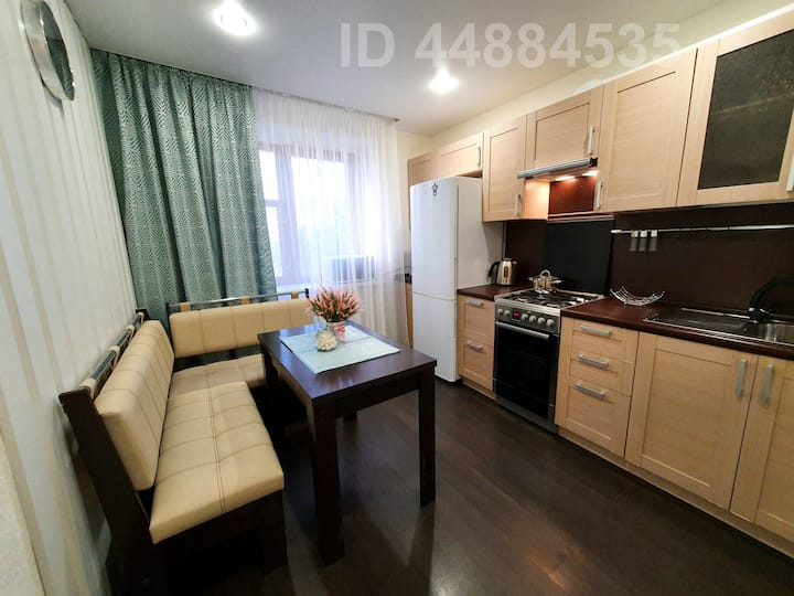 BEST APART Уютная красивая квартира в г. Ярославле